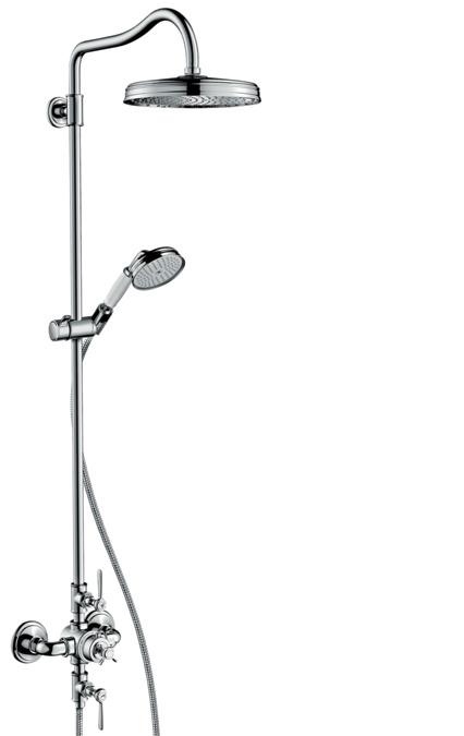axor showerpipes axor montreux 1 type de jet n article. Black Bedroom Furniture Sets. Home Design Ideas