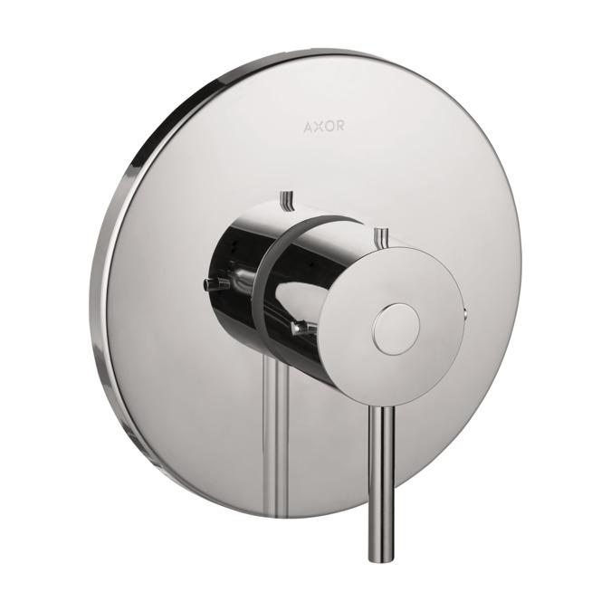 AXOR Starck Shower faucets: chrome, 10407001