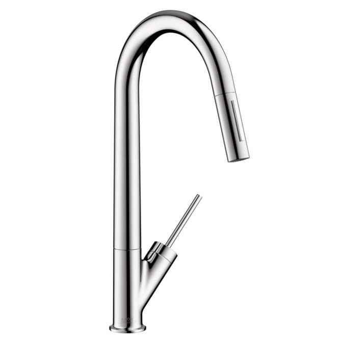 axor kitchen faucets axor starck axor starck 2 spray. Black Bedroom Furniture Sets. Home Design Ideas
