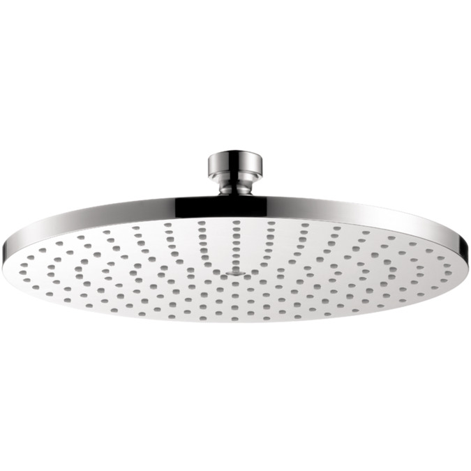 Superbe AXOR Downpour 240 AIR 1 Jet Showerhead, 2.5 GPM