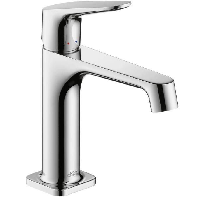 AXOR Citterio M Washbasin faucets: single lever, chrome, 34010001