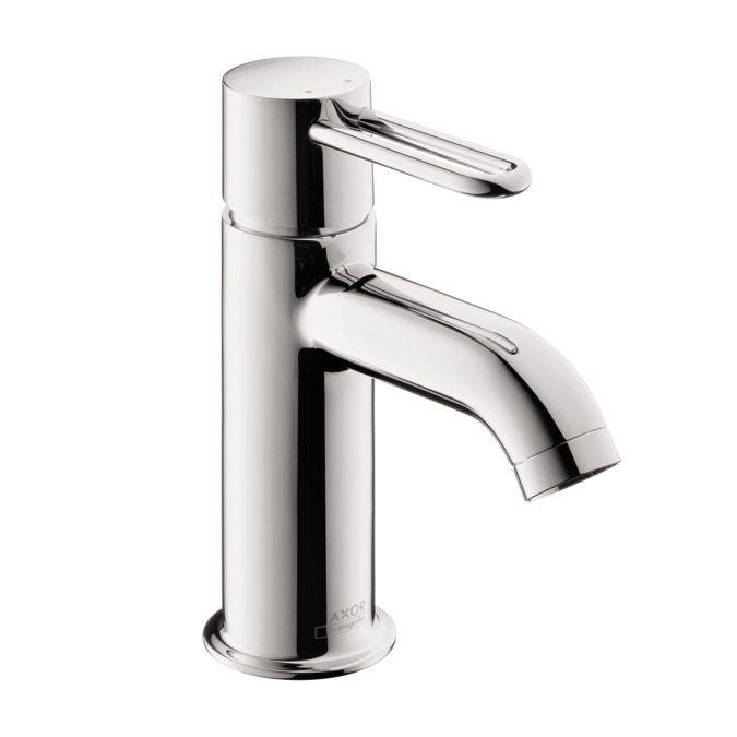 axor uno washbasin faucets chrome 38020001. Black Bedroom Furniture Sets. Home Design Ideas