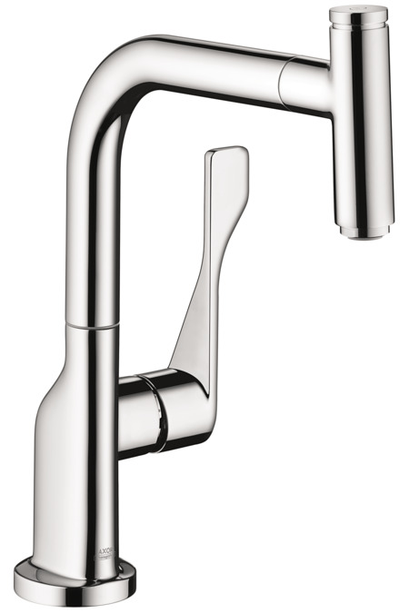 Superieur AXOR Citterio Select 1 Spray Kitchen Faucet, Pull Out, 1.75 GPM
