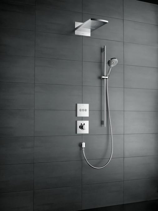 Hansgrohe tomas de agua fixfit s toma de agua ref 27453000 for Toma de agua