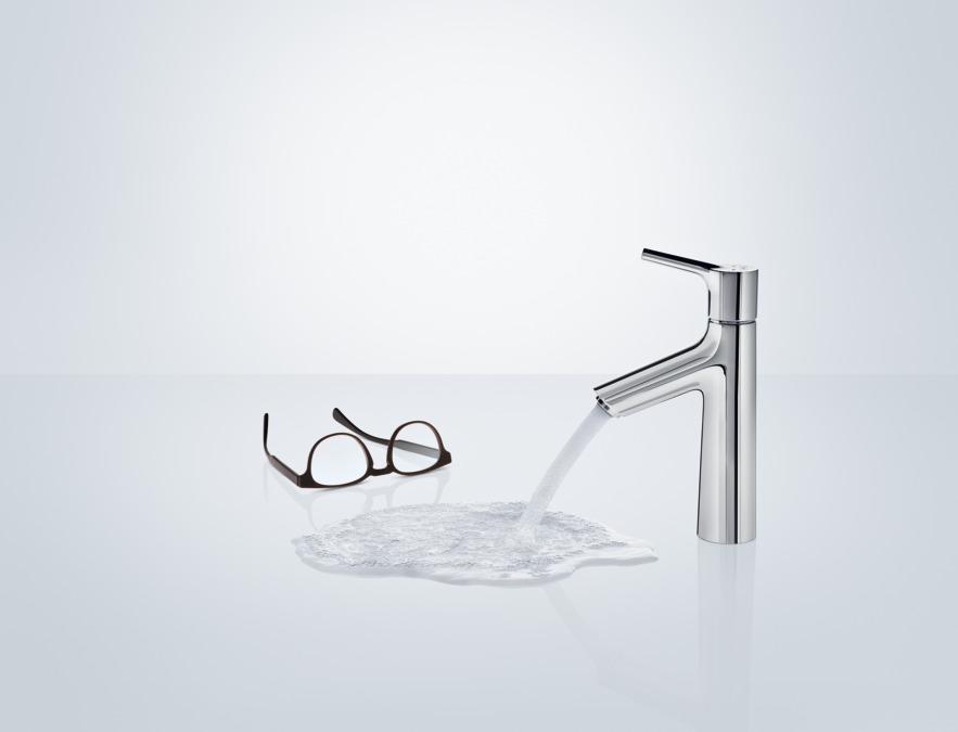 talis s waschtischmischer einhebel chrom 72020000. Black Bedroom Furniture Sets. Home Design Ideas