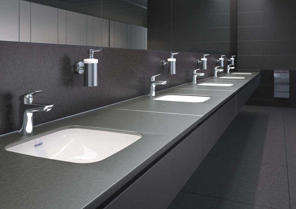 logis waschtischmischer einhebel chrom 71100000. Black Bedroom Furniture Sets. Home Design Ideas