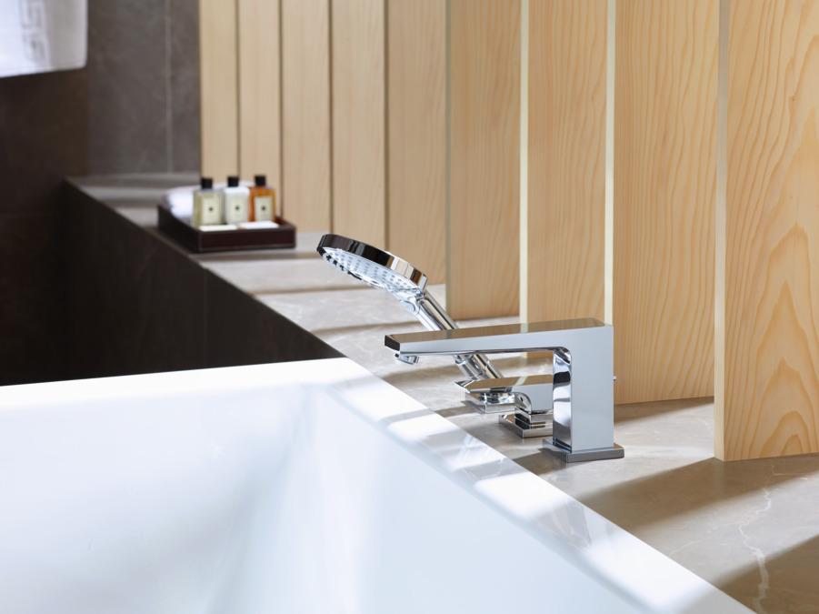 Metropol Bath faucets: 1 consumer, chrome, 32551001