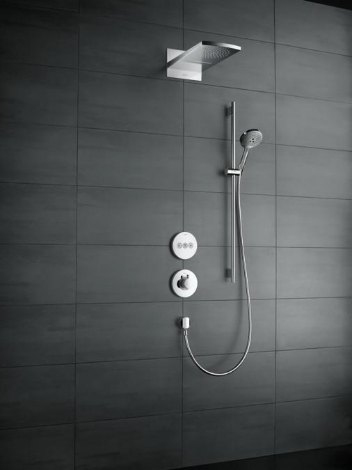 ShowerSelect S Brausearmaturen: 1 Verbraucher und einen zusätzlichen ...