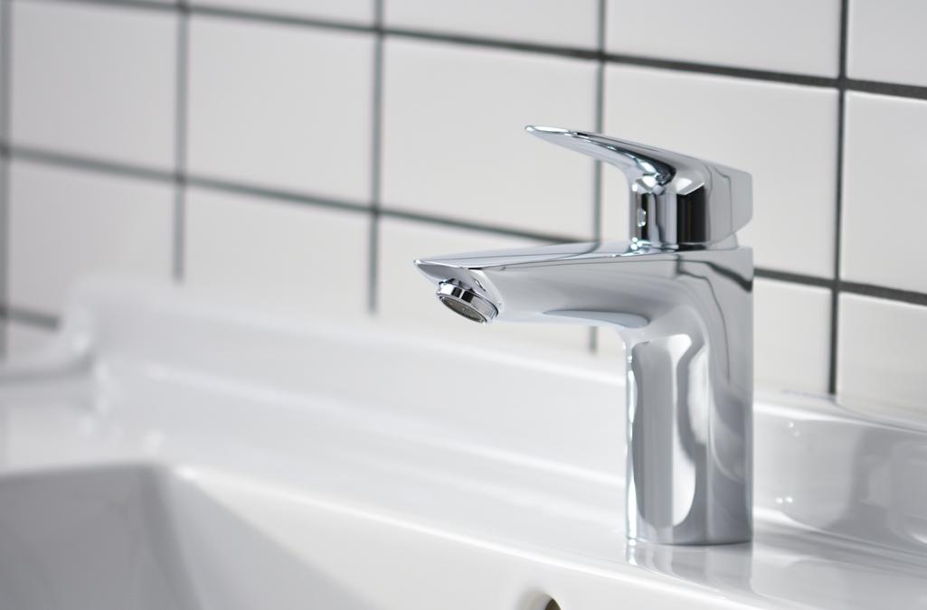 Großartig Logis Washbasin faucets: single lever, chrome, 71100001 MD76