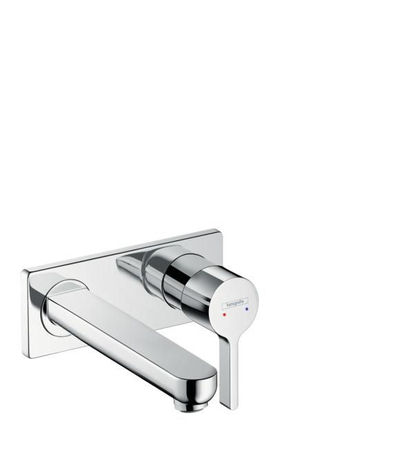 Metris S Mitigeurs de lavabo: mitigeur, chromé, 31163000