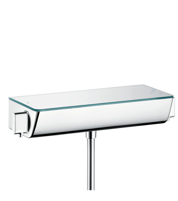 ecostat select mitigeurs de douche m langeur 1 sortie 1 fonction chrom n article 13161000. Black Bedroom Furniture Sets. Home Design Ideas