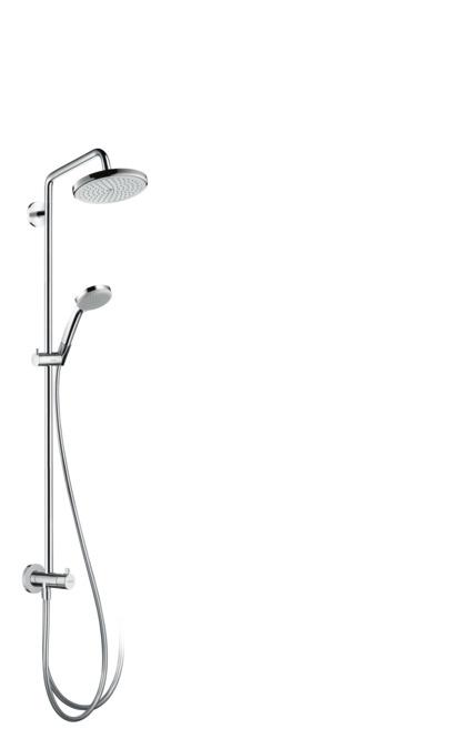 hansgrohe Showerpipes  Croma, 1 straalsoort, 27224000