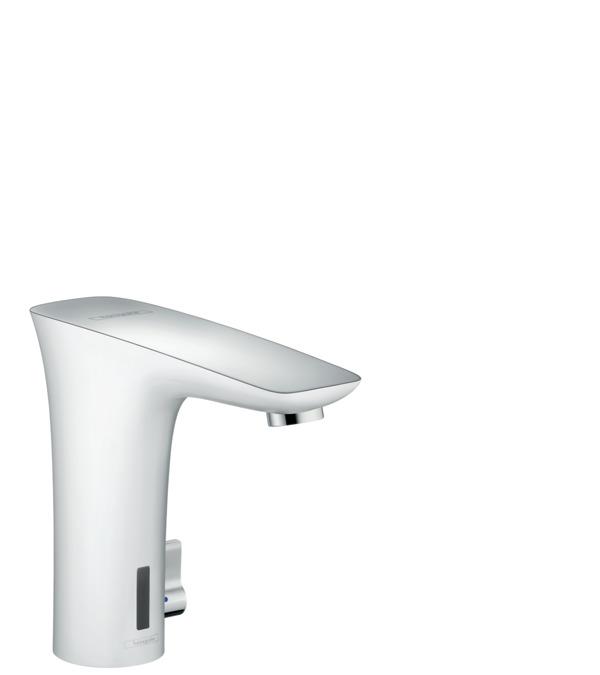Puravida grifer a de lavabo blanco cromo 15170400 for Pilas de lavabo