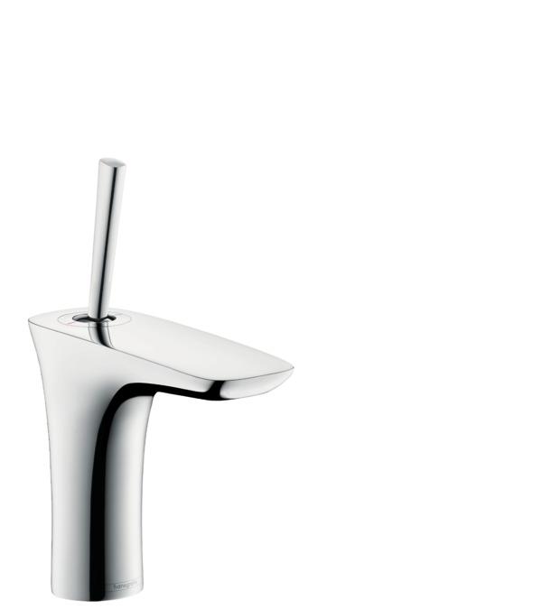 puravida washbasin mixers single lever chrome item no 15074000. Black Bedroom Furniture Sets. Home Design Ideas