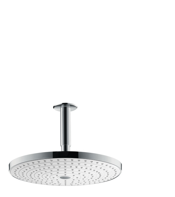 Hansgrohe soffioni doccia raindance select 2 tipi di - Soffione doccia a soffitto ...