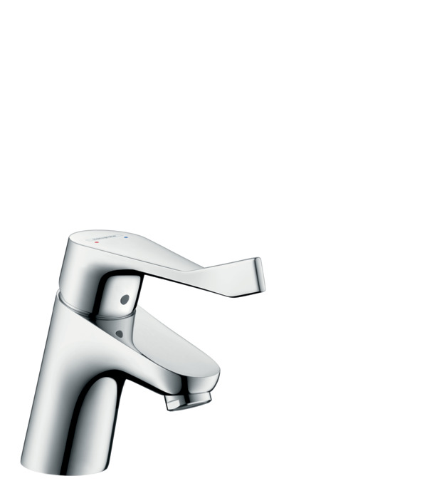 Hervorragend Focus Washbasin mixers: single lever, chrome, 31910000 UT59