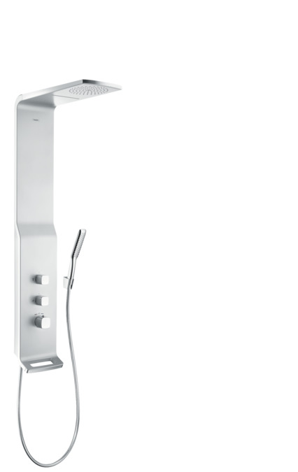 hansgrohe shower panels raindance 2 spray modes item no. Black Bedroom Furniture Sets. Home Design Ideas