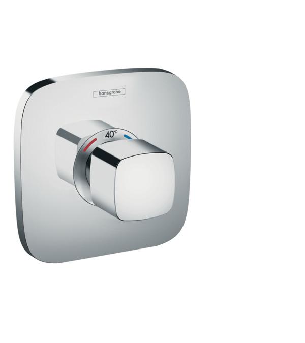 ecostat e shower mixers chrome 15706000. Black Bedroom Furniture Sets. Home Design Ideas