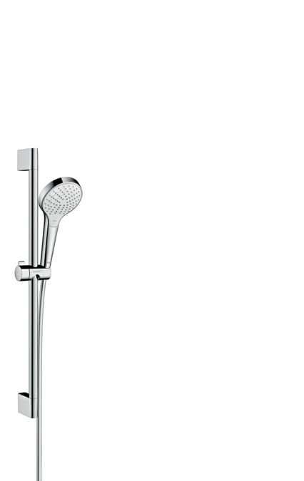 hansgrohe brausesets croma select s croma select s vario ecosmart 9 l min brauseset 0 65 m. Black Bedroom Furniture Sets. Home Design Ideas