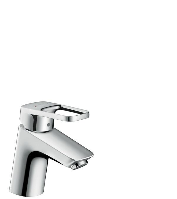 Logis Loop Washbasin mixers: chrome, 71150000