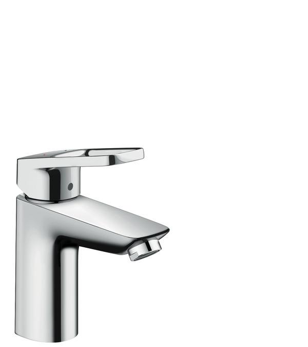 Logis Loop Washbasin mixers: chrome, 71151000