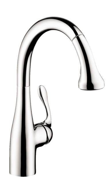 hansgrohe Kitchen faucets: Allegro E Gourmet, Allegro E Gourmet 2 ...
