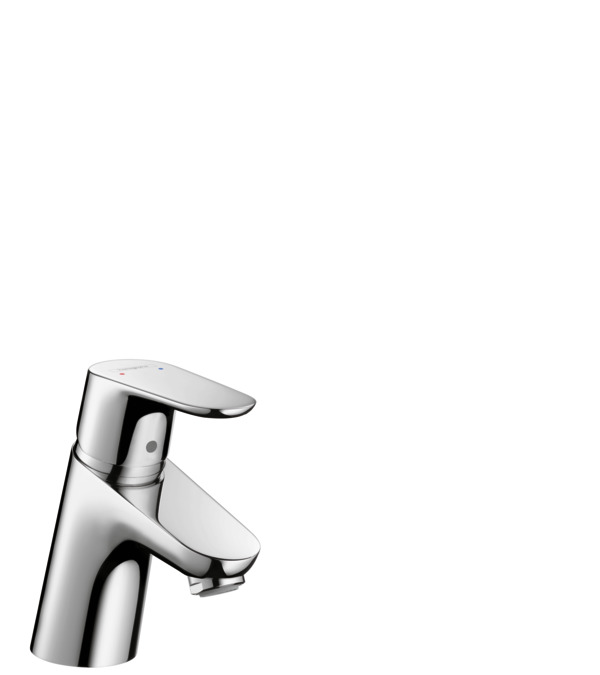 Super Focus Washbasin faucets: single lever, chrome, 04370000 CP12