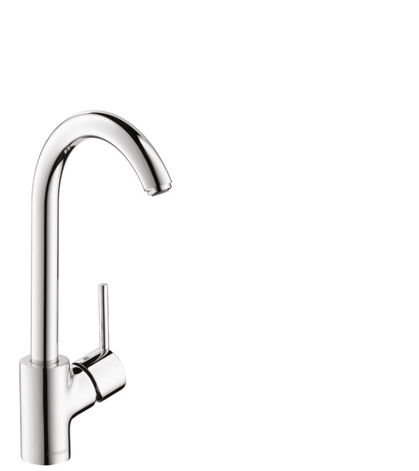 hansgrohe Kitchen faucets: Talis S, Talis S 1-Spray Kitchen Faucet ...