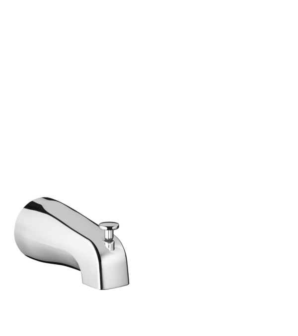 hansgrohe Supplies: Commercial, Commercial Tub Spout with Diverter ...