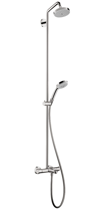 hansgrohe Showerpipes: Croma, 27143001