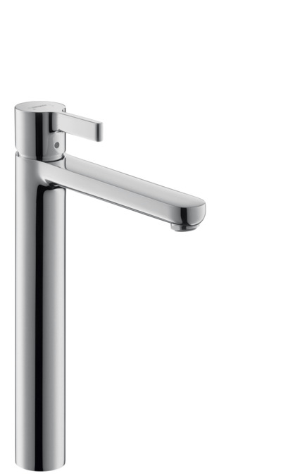 Metris s washbasin faucets single lever chrome 31020001 Hansgrohe logis loop single hole bathroom faucet