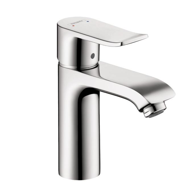 metris washbasin faucets single lever chrome art no 31080001. Black Bedroom Furniture Sets. Home Design Ideas