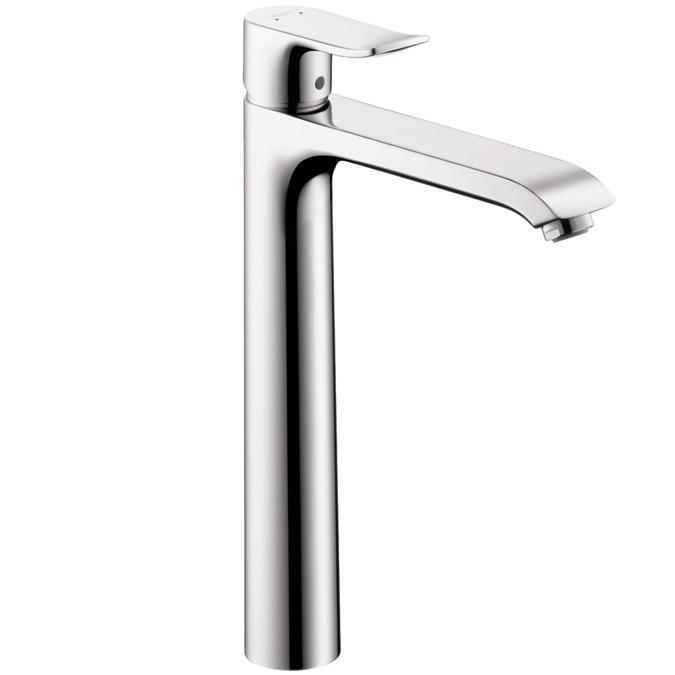 Metris Washbasin faucets: chrome, 31082001
