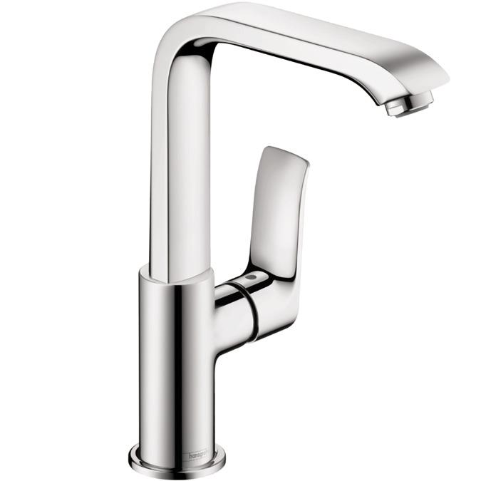 Metris Washbasin faucets: chrome, 31087001