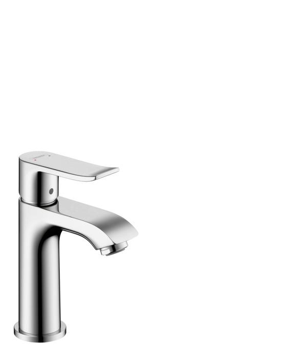 metris washbasin faucets single lever chrome art no. Black Bedroom Furniture Sets. Home Design Ideas