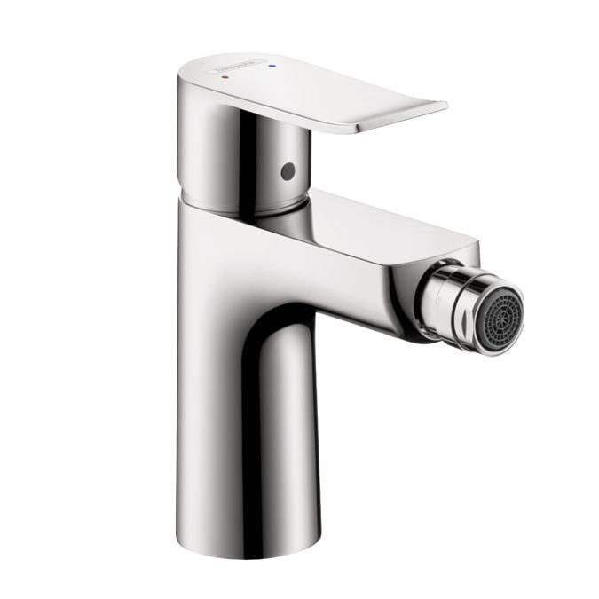 Metris Bidet faucets: chrome, 31280001