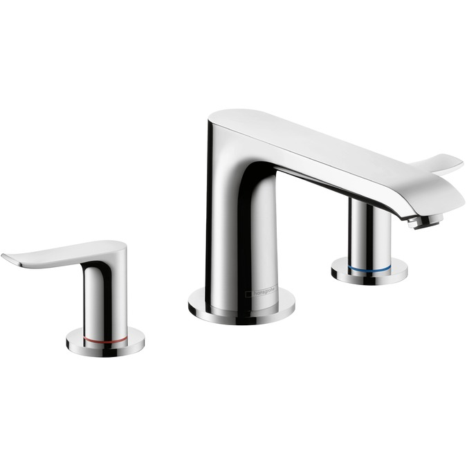 Metris Bath faucets: 1 consumer, chrome, 31440001