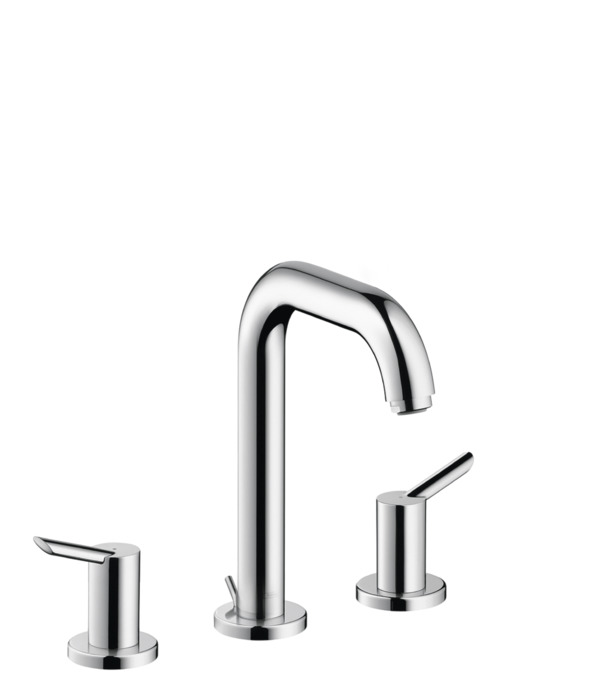 hansgrohe bathroom faucet. Focus S Widespread Faucet  1 2 GPM Washbasin faucets two handle chrome 31730001