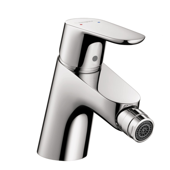 Super Focus Bidet faucets: single lever, chrome, 31920001 CP12