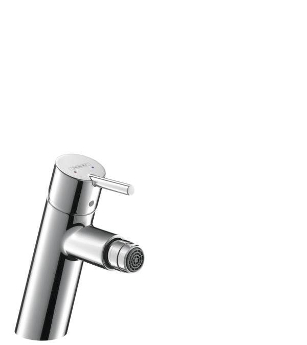 talis s bidet faucets single lever chrome 32240001. Black Bedroom Furniture Sets. Home Design Ideas
