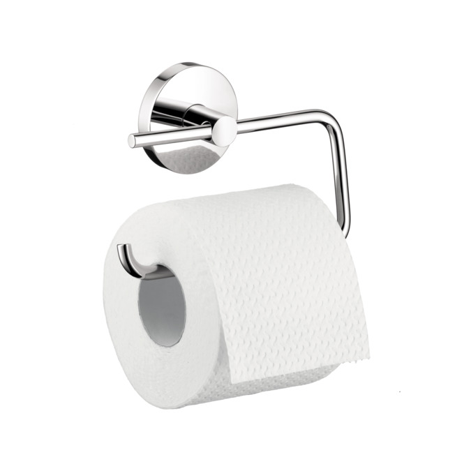 Hansgrohe Accessories Logis S E Toilet Paper Holder