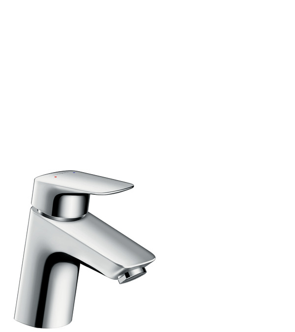 Logis Washbasin faucets: chrome, 71078001 on