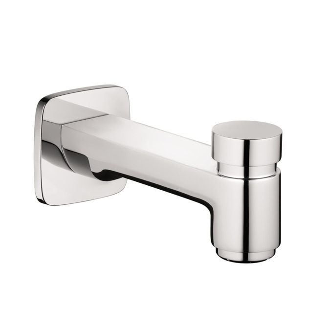 Tub Spout With Diverter