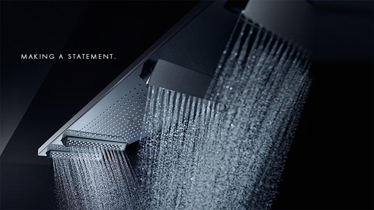 Accessori Bagno Philippe Starck.Axor Showercollection Progettare Il Bagno Hansgrohe Srl