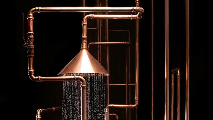 axor showerproducts - Hansgrohe Wasserfall Dusche