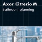 Axor Citterio M bathroom planning brochure.
