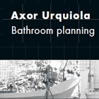 Axor Urquiola bathroom planning brochure.