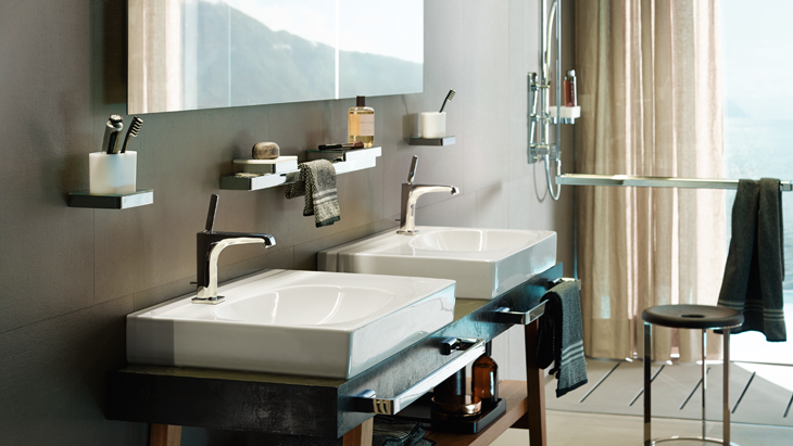 Basin Mixers And Axor Universal Accessories