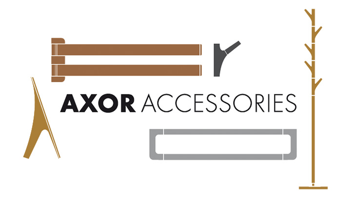 Axor accessories.