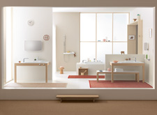 Axor Bouroullec bathroom environment